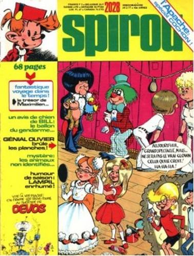 Le journal de Spirou 2028 - 2028