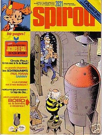 Le journal de Spirou 2021 - 2021