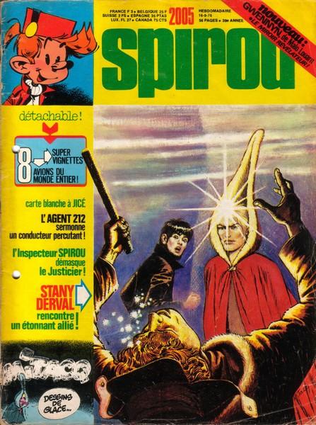 Le journal de Spirou 2005 - 2005