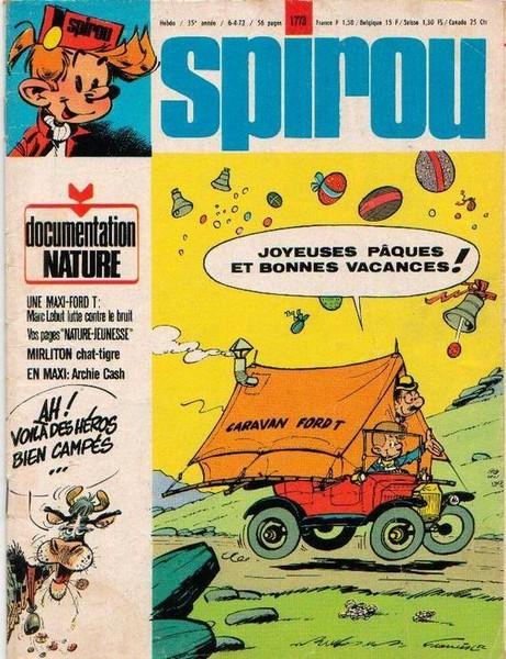 Le journal de Spirou 1773 - 1773