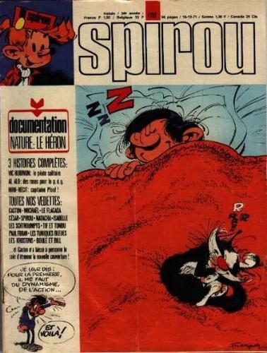 Le journal de Spirou 1757 - 1757