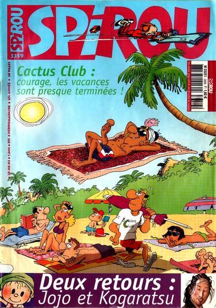 Le journal de Spirou 3359 - 3359