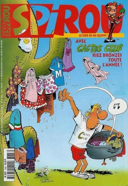 Le journal de Spirou 3268 - 3268