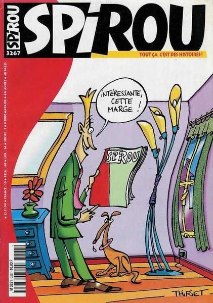 Le journal de Spirou 3267 - 3267