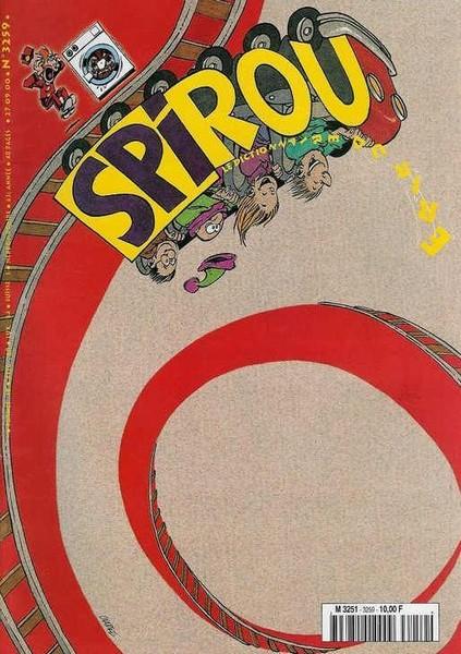 Le journal de Spirou 3259 - 3259
