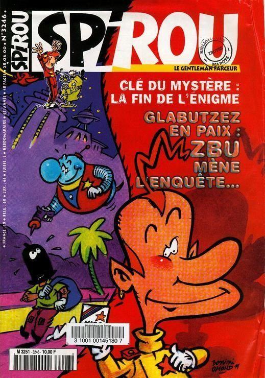Le journal de Spirou 3246 - 3246