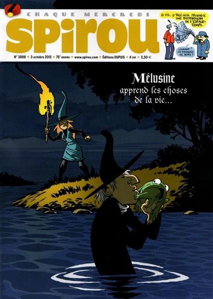 Le journal de Spirou 3886 - 3886