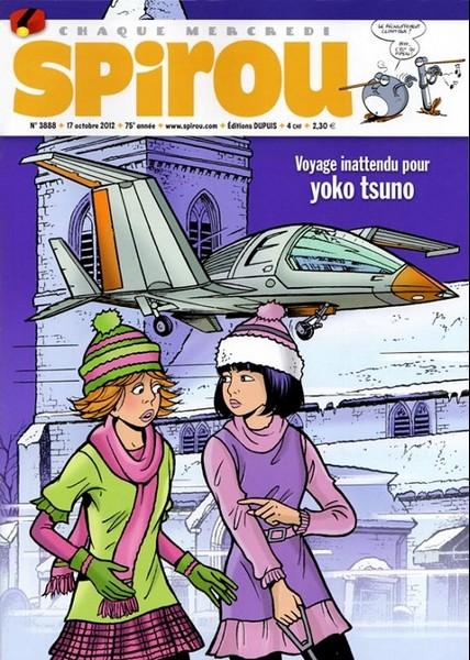 Le journal de Spirou 3888 - 3888
