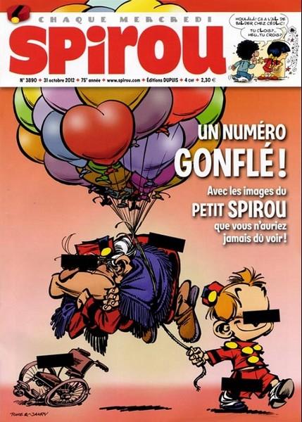 Le journal de Spirou 3890 - 3890