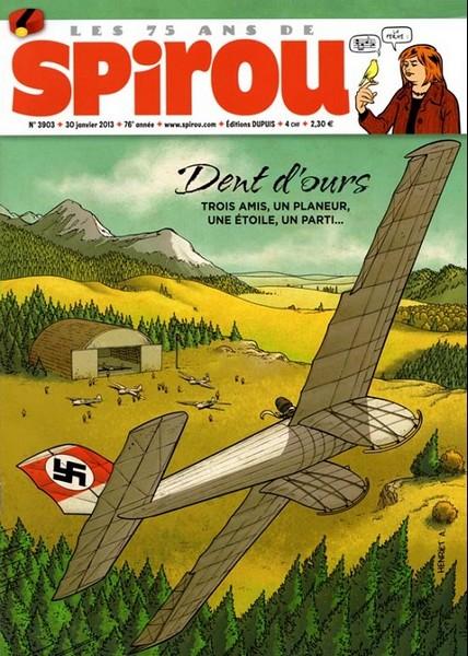 Le journal de Spirou 3903 - 3903