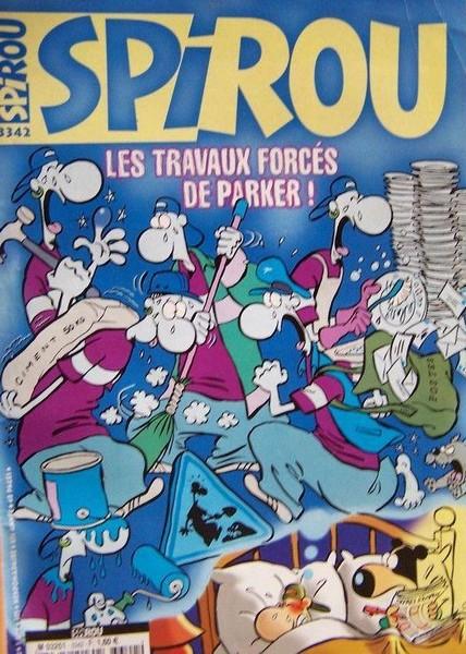 Le journal de Spirou 3342 - 3342