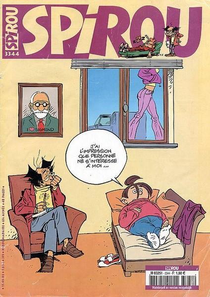 Le journal de Spirou 3344 - 3344