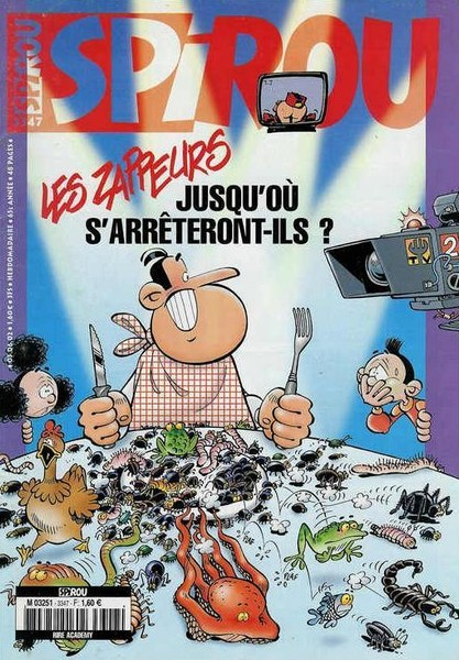 Le journal de Spirou 3347 - 3347