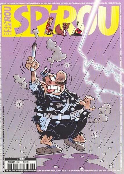 Le journal de Spirou 3353 - 3353