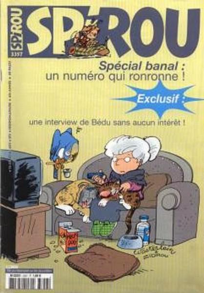Le journal de Spirou 3357 - 3357