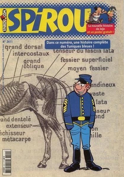 Le journal de Spirou 3411 - 3411