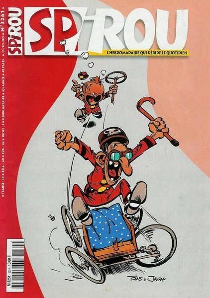 Le journal de Spirou 3261 - 3261