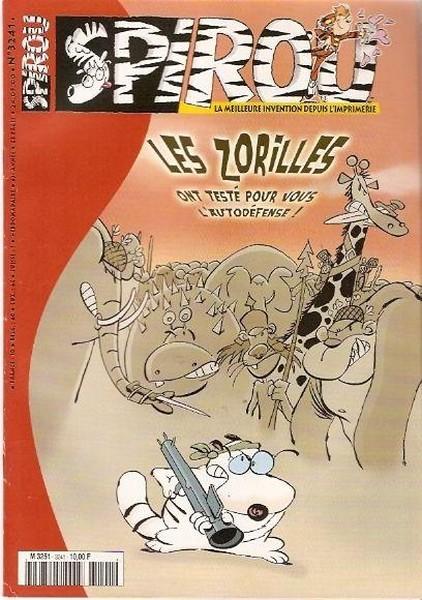 Le journal de Spirou 3241 - 3241