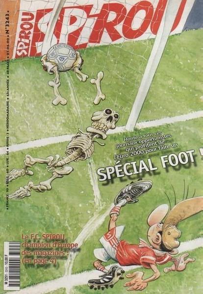 Le journal de Spirou 3243 - 3243