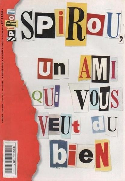 Le journal de Spirou 3244 - 3244