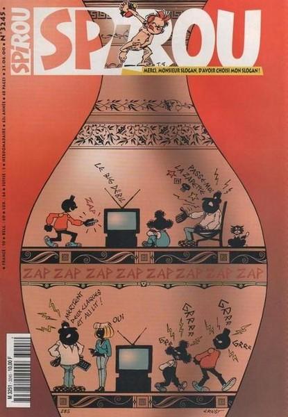 Le journal de Spirou 3245 - 3245