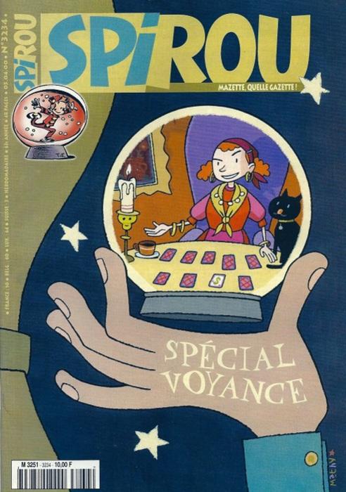 Le journal de Spirou 3234 - 3234