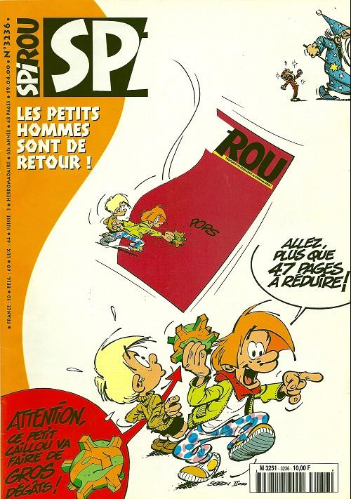 Le journal de Spirou 3236 - 3236