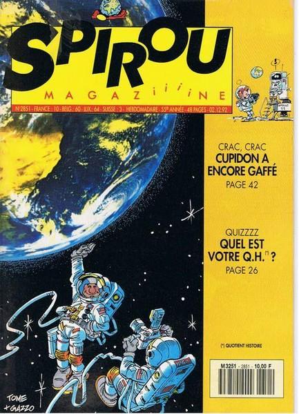 Le journal de Spirou 2851 - 251