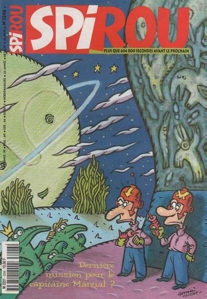 Le journal de Spirou 3206 - 3206