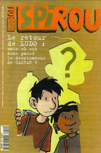 Le journal de Spirou 3210 - 3210