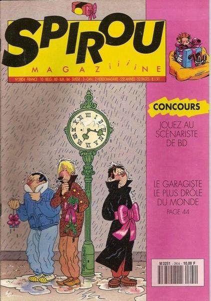Le journal de Spirou 2804 - 2804