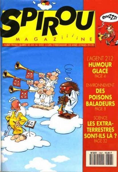 Le journal de Spirou 2807 - 2807