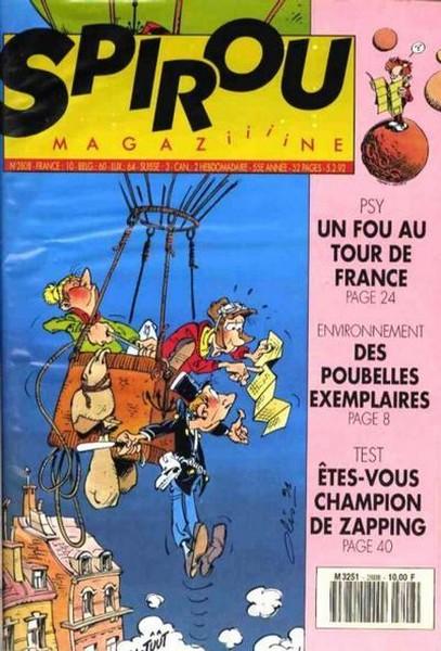 Le journal de Spirou 2808 - 2808