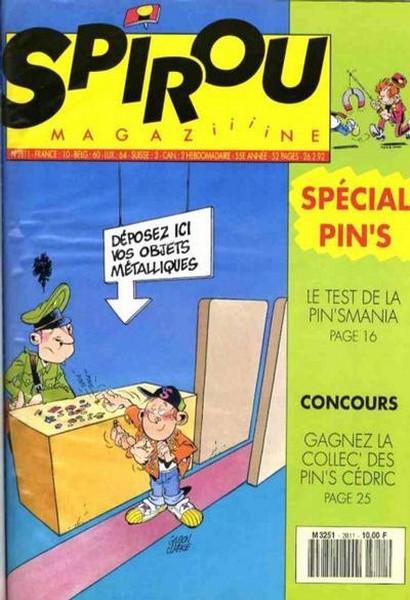 Le journal de Spirou 2811 - 2811