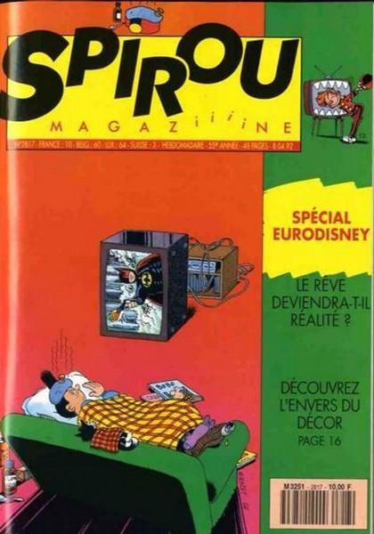 Le journal de Spirou 2817 - 2817