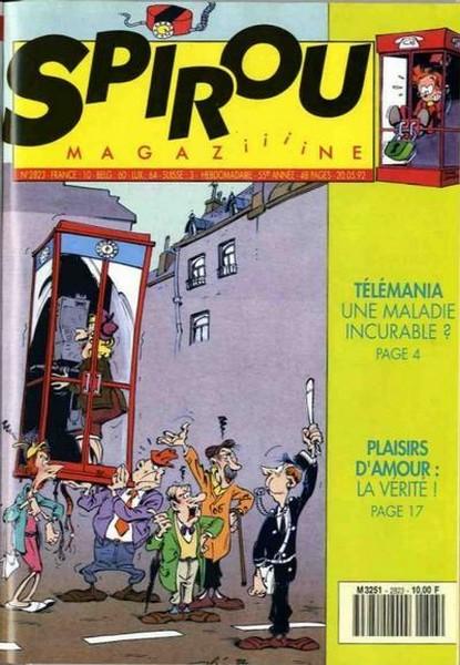 Le journal de Spirou 2823 - 2823