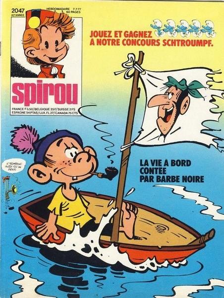 Le journal de Spirou 2047 - 2047