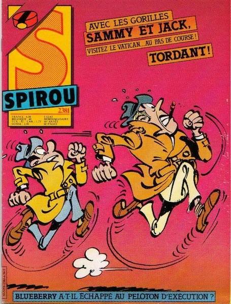 Le journal de Spirou 2381 - 2381