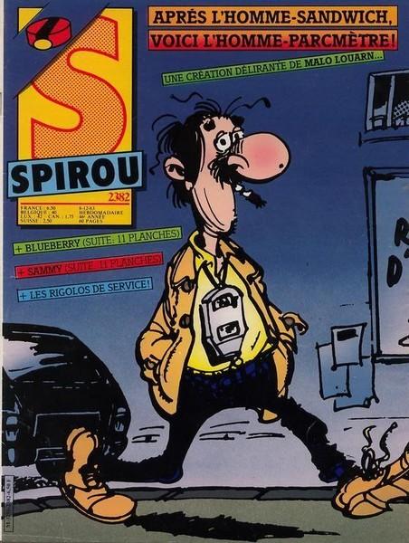 Le journal de Spirou 2382 - 2382