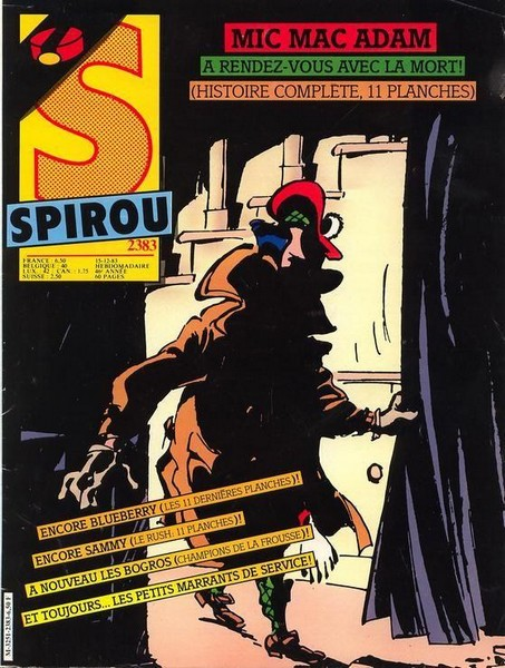 Le journal de Spirou 2383 - 2383