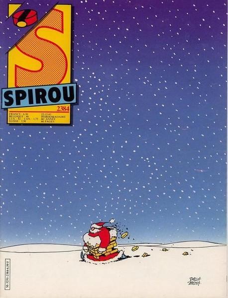 Le journal de Spirou 2384 - 2384