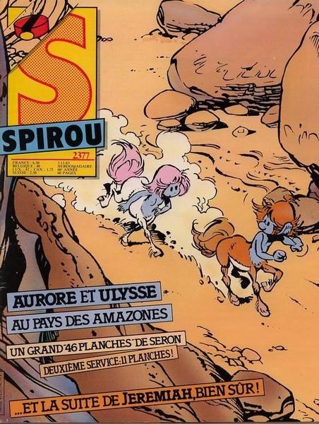 Le journal de Spirou 2377 - 2377