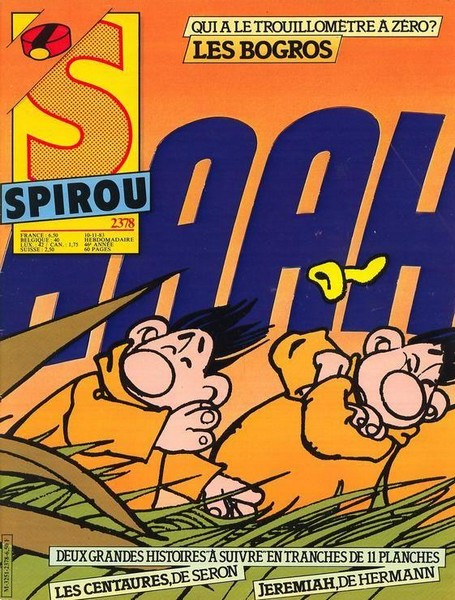 Le journal de Spirou 2378 - 2378