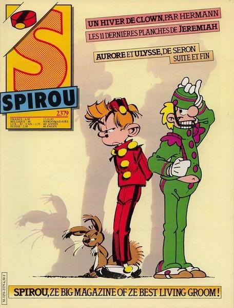 Le journal de Spirou 2379 - 2379