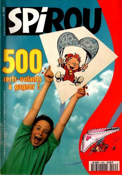 Le journal de Spirou 2935 - 2935