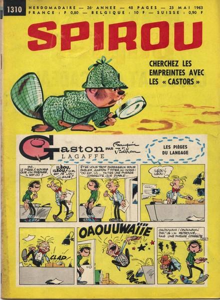 Le journal de Spirou 1310 - 1310