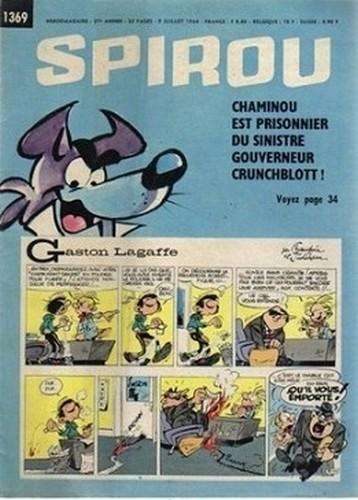 Le journal de Spirou 1369 - 1369