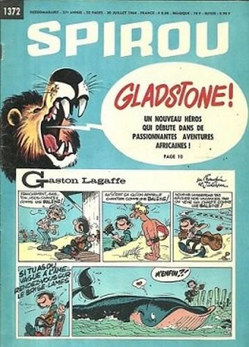 Le journal de Spirou 1372 - 1372
