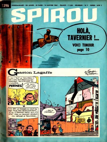 Le journal de Spirou 1396 - 1396