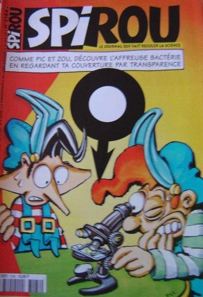 Le journal de Spirou 3184 - 3184